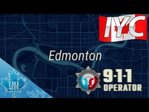 911 Operator - In Your City #5 Edmonton -