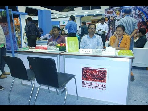 Full Coverage Of Travel And Tourism Fair - TTF 2014 At Kolkata (Calcutta) HD Video