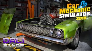 Car Mechanic Simulator 2015 PC 4K Gameplay 2160p