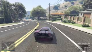 GTA V - wallrides com o Comando GTOE e o Bruno Capetoide