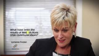 Lorianne Putzier - Crisis Communications