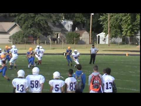 Leo Football 7th grade vs Angola Home m