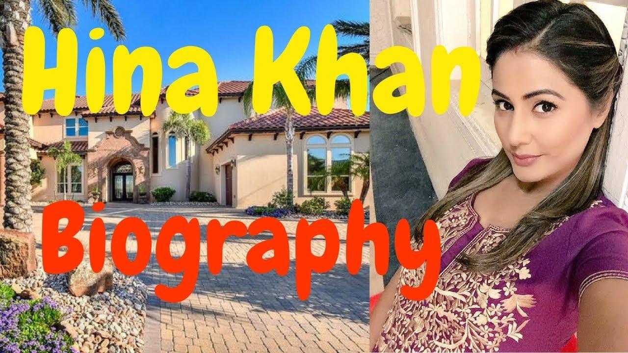 Hina Khan Akshara Biography Dating Husband Family Net Worth