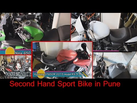 Second hand sport bike in cheap price at pune | best place to buy second hand sport bike in pune