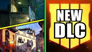 New BO4 DLC Leaked (FREE DLC?) & RIP OFF Weapon VARIANTS - Black Ops 4 DLC Maps