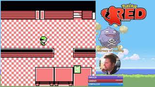 Koffing Only Challenge (Pokemon Red) - Gen 1 to Gen 7 Koffing Only Challenge