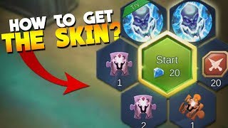 Trying How To Get Free Skin in Lucky Spin Tricks! Mobile Legends