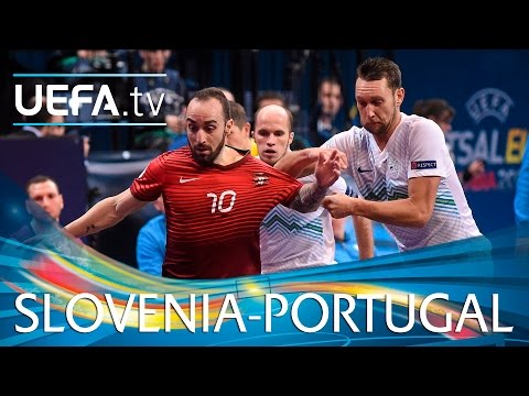 Futsal EURO Highlights: Watch Ricardinho's dazzling hat-trick