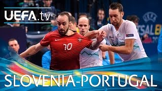 Futsal EURO Highlights: Watch Ricardinho