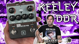 Two Pedals, One Box | Keeley Electronics DDR Drive-Delay-Reverb Demo & Review | Stompbox Saturday