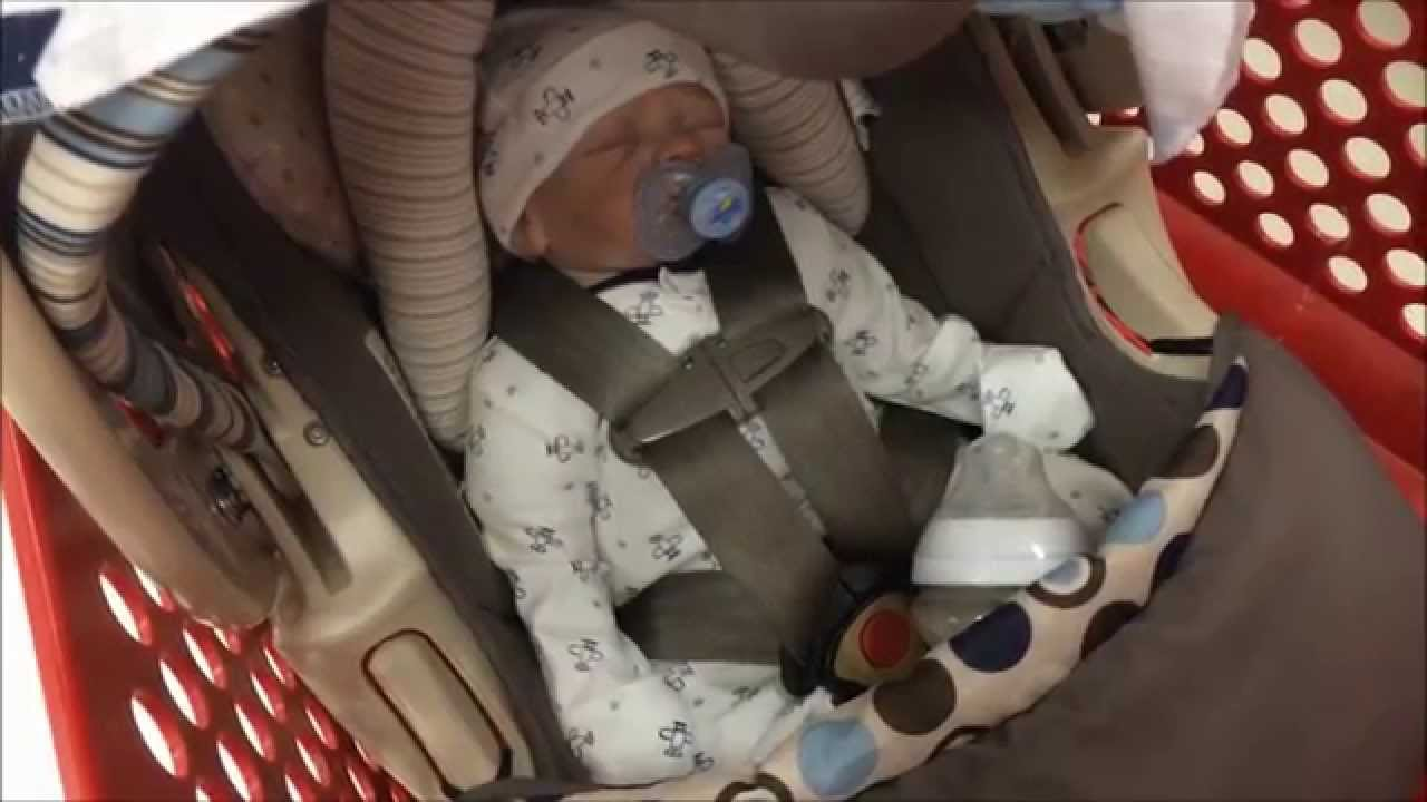 Reborn Baby Outing Reaction! Caught with a Reborn (Fake Baby) in ...