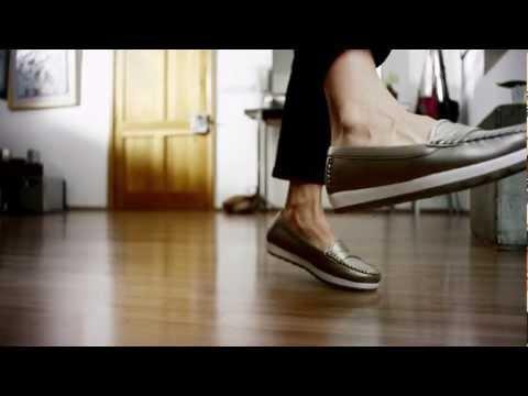 GEOX Commercial - Spring Summer 2013 - Senda Woman