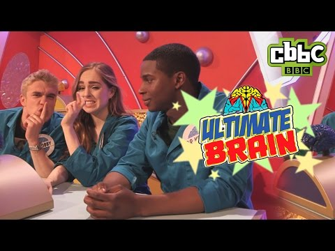 CBBC: Backstage with Bobby Lockwood & the Wolfblood cast on Ultimate Brain