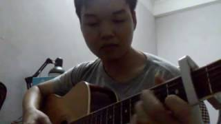 (Westlife) My love (Guitar solo fingerstyle by Đức đù)
