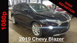 2019 Chevy BLAZER 3LT - First Look -  Walk Around & FULL REVIEW