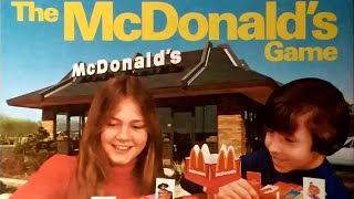 Ep. 215: The McDonald's Board Game Review (Milton Bradley 1975)