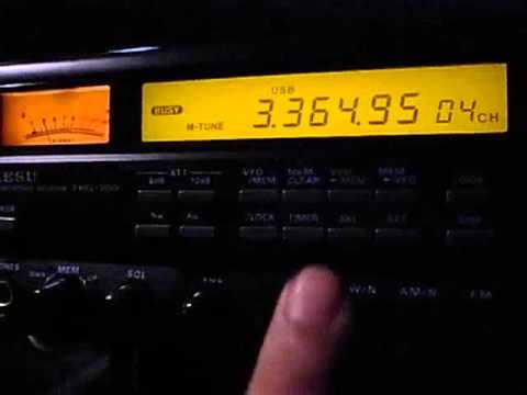 3365kHz NBC Radio, Milne Bay, PNG