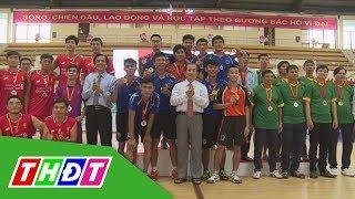 Đoàn thể thao TP. Cao Lãnh xuất sắc ở vị trí nhất toàn đoàn | THDT