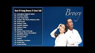 Kumpulan Lagu Broery Marantika Ft Dewi Yull Full Album (Lagu Tembang Kenangan Paling Romantis)Vol.1