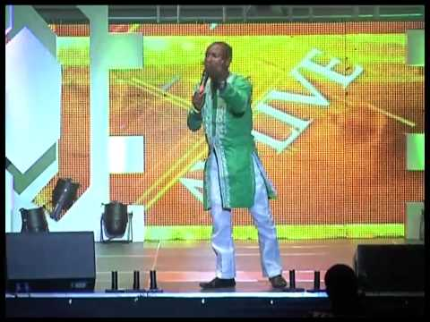 Download Ay Live Concert - Whalemouth Amuse Fan At The Lagos Invasion 2011