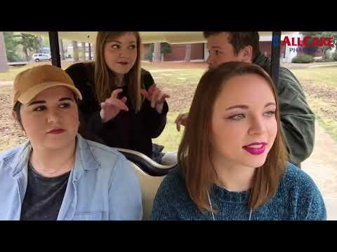 Reddie Rides Karaoke - Theatre Students