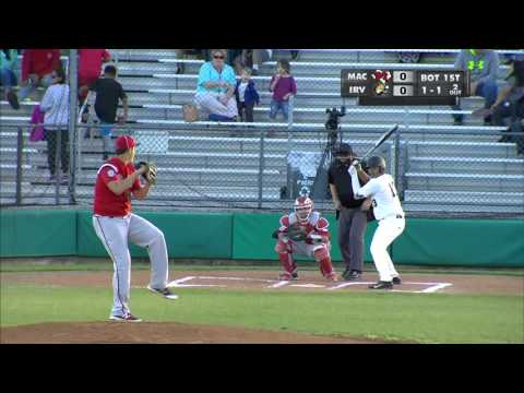 Game of the Week High School Baseball MacArthur vs Irving 3 22 16