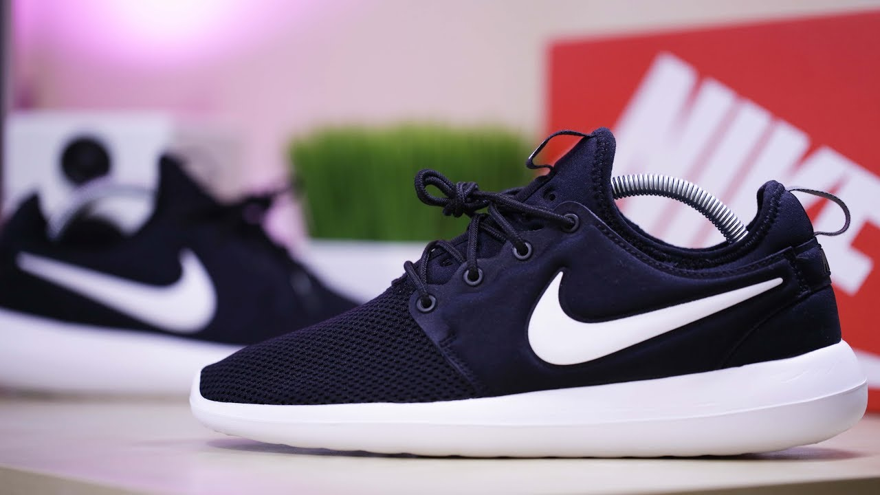 Nike Roshe Two (BlackWhite-Anthracite-White)