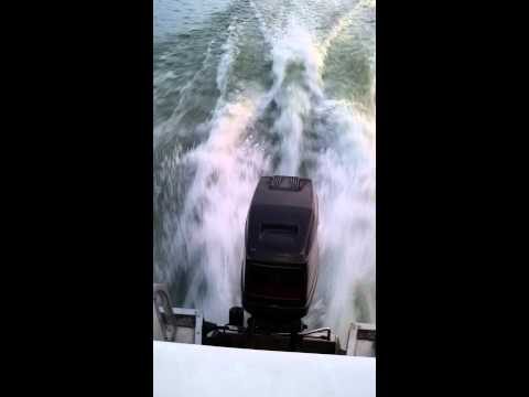 1988 85 HP Force Outboard