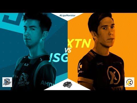 #LigaMovistar Apertura S10D2  KLG vs AK