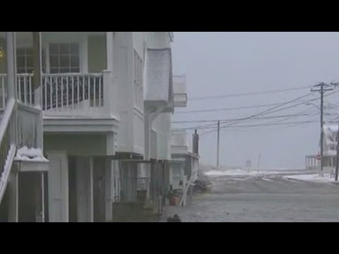Winter storm warning downgraded to an advisory in Maryland; East Coast braces ...