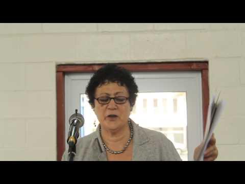 PACINET 2014 - Opening Address by Maureen Hilyard