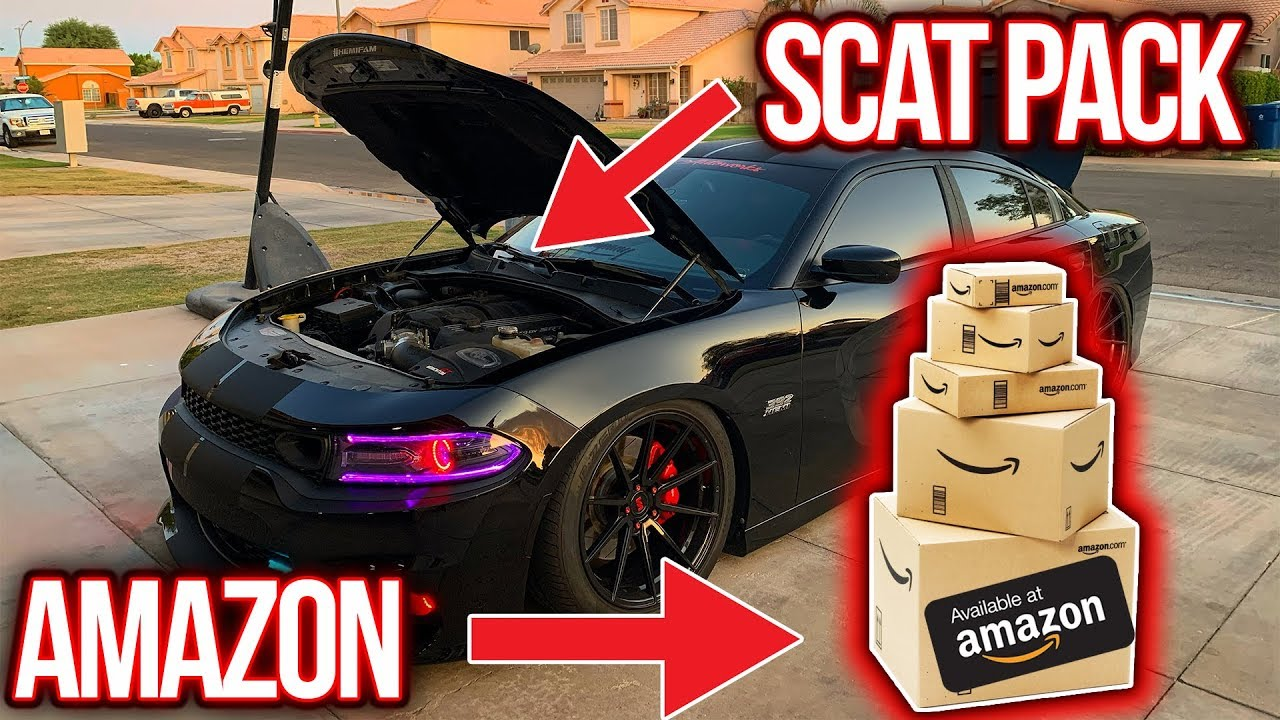 dodge charger scat pack mods TOP 2 SCAT PACK MODS FROM AMAZON!