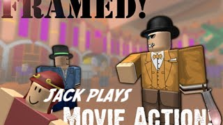 Roblox Games :: Episode One :: FRAMED