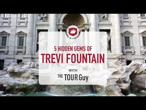5 Hidden Gems of the Trevi Fountain