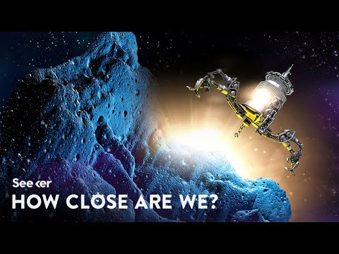 How Close Are We to Mining in Space?