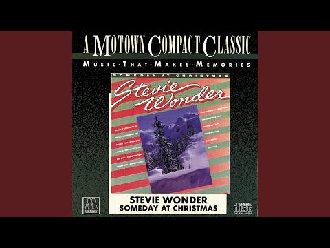 Stevie Wonder - Someday At Christmas (Full Album) (Deluxe Version ...