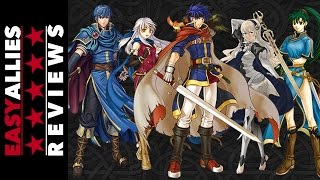 Fire Emblem Heroes - Easy Allies Review (Video Game Video Review)