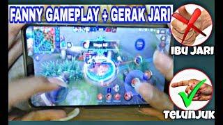 KECEPATAN JARI (Telunjuk) User Fanny + Gameplay
