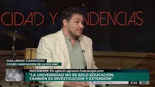 5 NOCHES | SEMANA AGTECH EN LA FACULTAD DE CIENCIAS AGROPECUARIAS