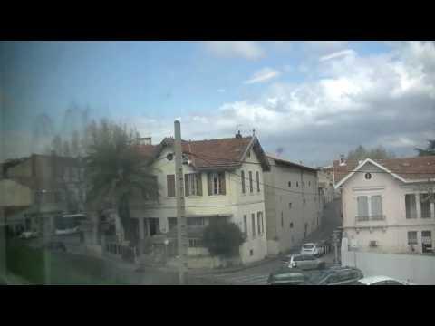 Train trajet de Marseille à Aix en Provence