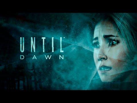 Until Dawn Pelicula Completa Español   Todas las Cinematicas + Sustos (Game Movie 1080p)