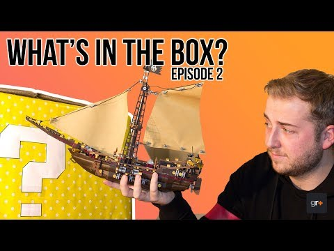 500+ Piece Assassin's Creed Pirate Ship & More! | What's In The Box? #2