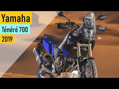 💥 Nova Yamaha Ténéré  💥 Salão de Motos EICMA
