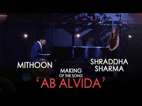 Jammin' - Ab Alvida - Behind The Scenes - Mithoon & Shraddha Sharma #JamminOnAirtel4G