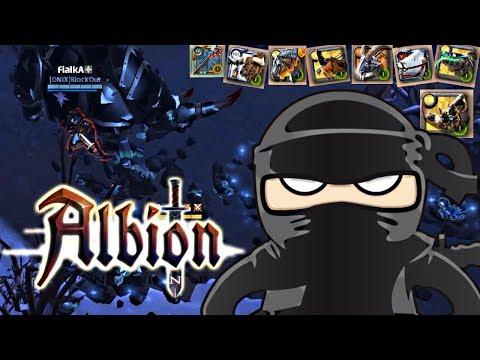 The Albion Ninja 2 (Solo PvP)