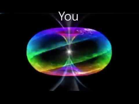 You are infinite Consciousness - A Torus energy field