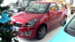 Suzuki Swift Sports Inspired Review Video