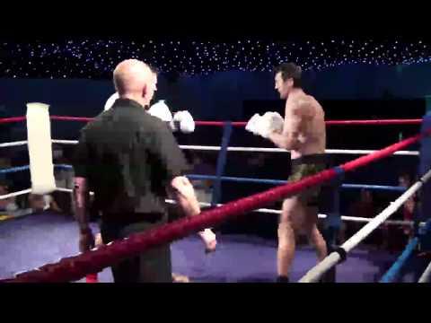 ISKA United in Muay Thai - Edward Long vs Matt Craven