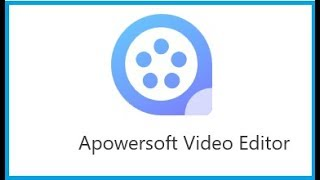 BAIXAR E INSTALAR APOWERSOFT VIDEO EDITOR PRO 2019