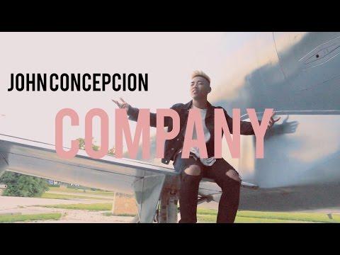 Justin Bieber - Company (Cover By John Concepcion)